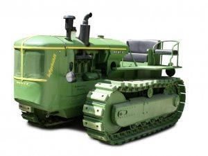 Schuco, Deutz 60ps Kettentraktor , modeltractor