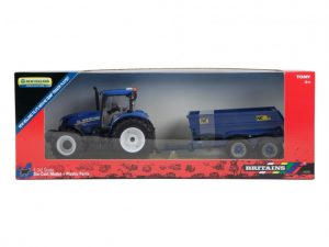 Britains , New Holland, modeltractor, 1:32