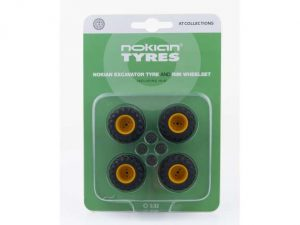 AT Collections, Nokian, bandenset, 1:32