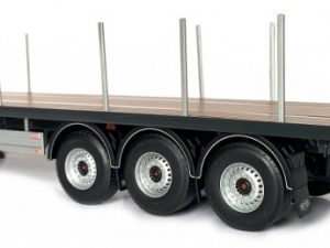 Marge Models, 1:32, Flatbed trailer, scale model
